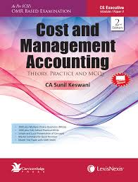buy cs executive cost and management accounting mcqs based by ca