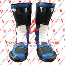 leather motorbike boots racing wears bmw motorrad motorbike racing leather boots racing wears