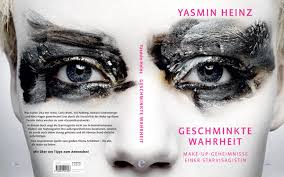 with makeup artist yasmin heinz on new book geschminkte