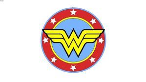 woman logo 3d warehouse
