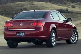 2007 buick lucerne warning reviews top 10 problems you must know