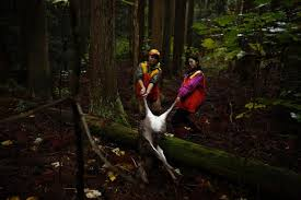 japan u0027s female hunters the wider image reuters