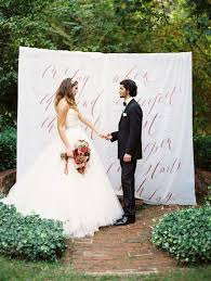 wedding backdrops diy top 20 unique wedding backdrop ideas bridal musings