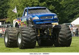 monster truck big foot stock photos u0026 monster truck big foot stock