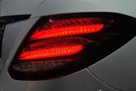 mercedes e class rear lights four variants of mercedes benz w213 e class for malaysia autoworld