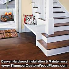 thumper custom wood floors denver hardwood floor installation