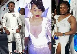 all white party how different revelers were dressed for the zari all white party