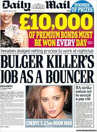 newspaper daily mail united kingdom newspapers in united