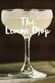 martini twist lemon drop cocktail recipe