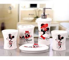 Disney Bathroom Accessories by Disney Bath Coordinate Set 5pcs Cuisine Talent Kitchen
