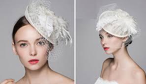 bridal headwear six types of bridal headwear