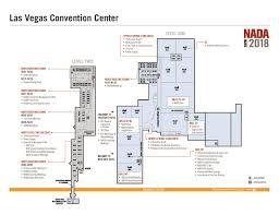 las vegas convention center floor plan nada show 2018 las vegas convention center maps