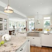 light granite countertops with white cabinets 15 best pictures of white kitchens with granite countertops http