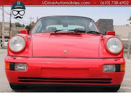 pink porsche 911 1991 porsche 911 carrera 2 coupe 5 speed