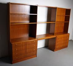 70 u0027s danish mid century modern wall unit in teak u2013 abt modern
