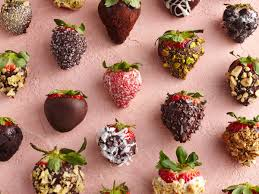 dipped strawberries chocolate dipped strawberries recipe myrecipes
