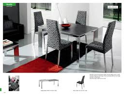 aluminum dining room chairs nadia table with patry chairs modern casual dining sets dining
