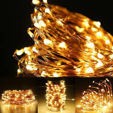 65ft 200 leds copper wire led warm fairy string lights