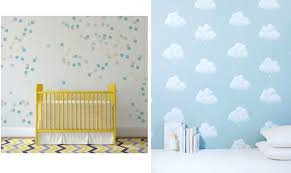 papier peint pour chambre bébé les plus jolis papiers peints pour chambre d enfant louves bebe