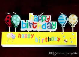 happy birthday candles happy birthday letter candles with balloon birthday candles cake