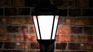 gama sonic solar lights make the most of your gama sonic solar light youtube