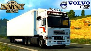 volvo commercial truck dealer euro truck simulator 2 volvo f16 series youtube