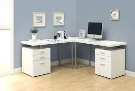 C Shaped Desk L Shaped White Desk L Shaped White Desk Uk Bethebridge Co