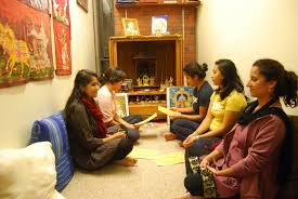 hindu religion culture come together at mount holyoke college in