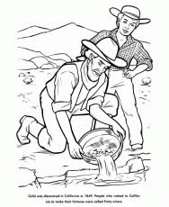 gold mining coloring pages sketch coloring page coloring home