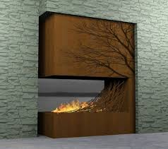 Fireplace Ideas Modern 174 Best Unique Fireplace Designs Images On Pinterest Fireplace