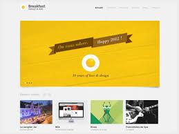 Web Design Homepage Inspiration – Castle Home