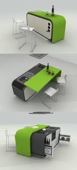 innovative kitchen design ideas green kitchens