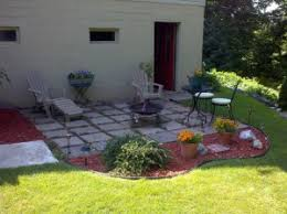 Cheap Patio Designs Easy Outdoor Patio And Landscaping Image For The Home