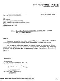Sample Objectives In Resume For Ojt by Application Letter Sample Ojt Student