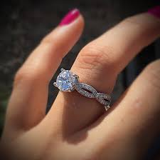 engagement ring with halo halo or no halo engagement ring that s the question designers