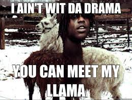 Chief Keef Meme - chief keef llama memes quickmeme