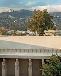 hollyhock house american treasure hollyhock house martha stewart