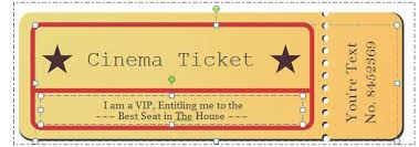 movie ticket template blank golden ticket template best 25