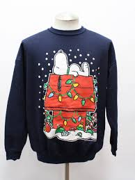 peanuts christmas t shirt eighties vintage snoopy christmas sweatshirt 80s authentic