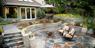 Cost Of Paver Patio Home Flagstone Patio Benefits Cost U0026 Ideas Landscaping Network