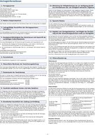 axa adresse si e versicherungsbedingungen und informationen pdf