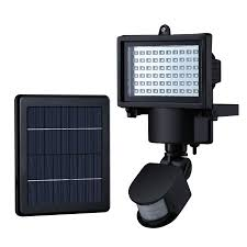 Motion Light With Camera Litom Super Bright 60 Led Waterproof Solar Powered Security Lights
