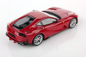 toy ferrari model cars ferrari 812 superfast we will realize the official model in 1 18