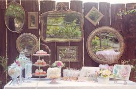 Tea Party Table by Vintage Inspired Tea Party Sweets Table Guest Feature