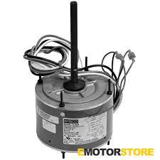 fasco fan motor catalogue fasco d7909 condenser fan motor 1 4hp 1075rpm 208 230v 1ph 48y