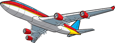 vector and red plane clipart 10630 favorite clipartfan com