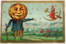 vintage halloween collector 31 vintage halloween postcards 14