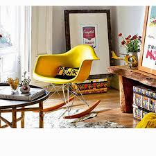 eames rocker replica u2014 the clayton design plastic eames rocker chair