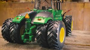 1 16 john deere 9620r prestige 4 wheel drive tractor youtube