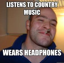 Funny Music Memes - country music meme 28 images i really hate country music
